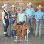 Jr Girls Barrel Racing