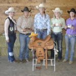 Sr Girls Breakaway Roping